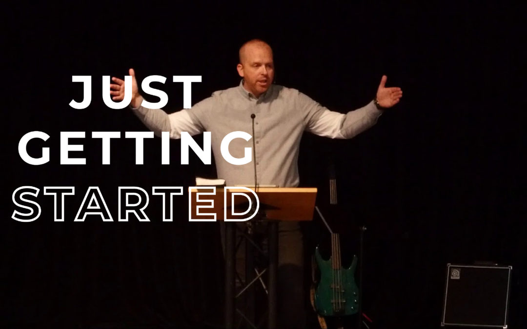 No Matter What, Rejoice! | Just Getting Started #5